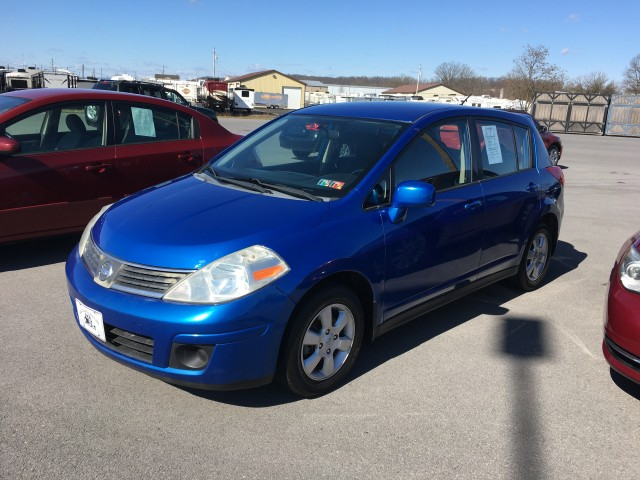 2008 Nissan Versa 1.8 S for sale at Mull's Auto Sales