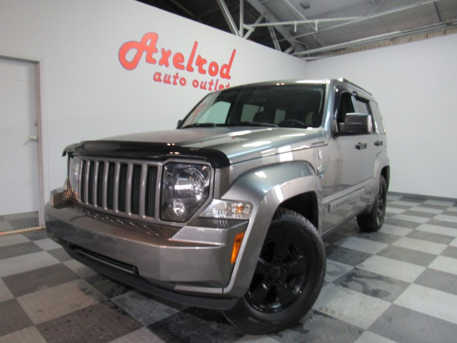 2012 Jeep Liberty Artic Edition 4WD