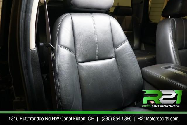 2011 CHEVROLET SILVERADO 3500HD LTZ CREW CAB 4WD for sale ...