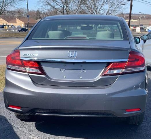 2012 Honda Civic EX Sedan 5-Speed AT for sale at Spartan Autos
