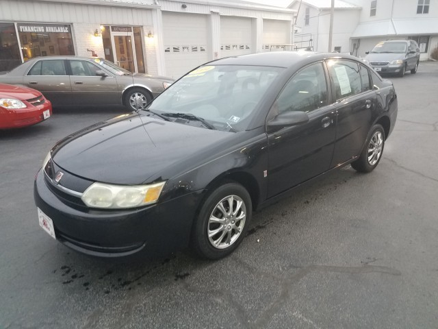 2004 Saturn ION Sedan 2 for sale at Mull's Auto Sales