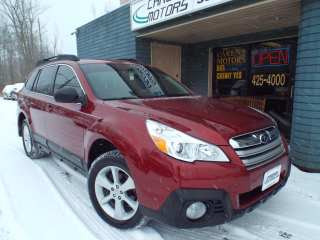 2014 SUBARU OUTBACK for sale at Carena Motors