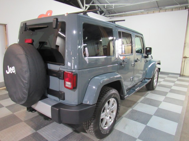 2015 Jeep Wrangler Unlimited Sahara 4WD in Cleveland