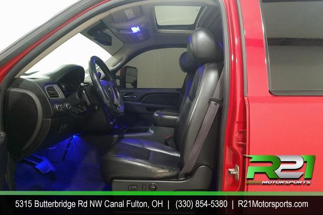 2012 Chevrolet Silverado 3500HD LTZ Crew Cab 4WD for sale at R21 Motorsports