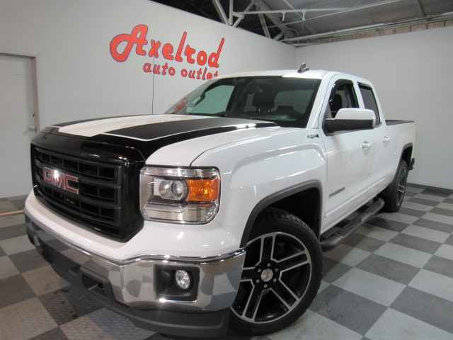 2015 GMC Sierra 1500 SLE Double Cab 4WD in Cleveland