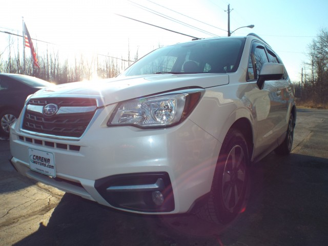 2017 SUBARU FORESTER 2.5I PREMIUM for sale at Carena Motors