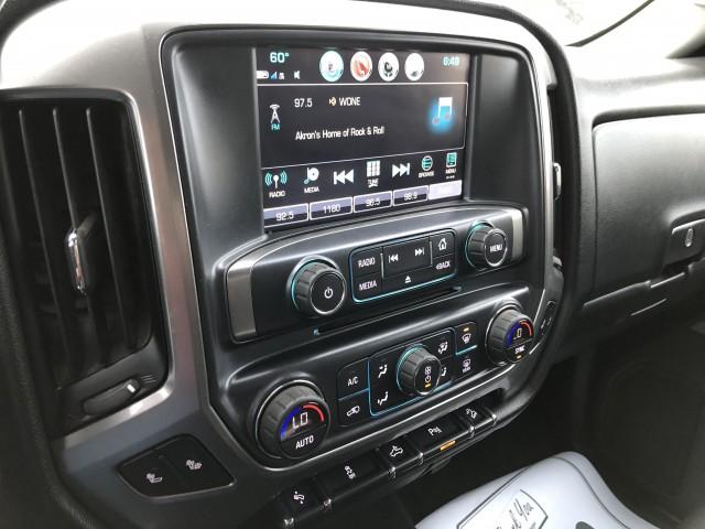2017 Chevrolet Silverado 1500 LT Double Cab 4WD for sale at Summit Auto Sales