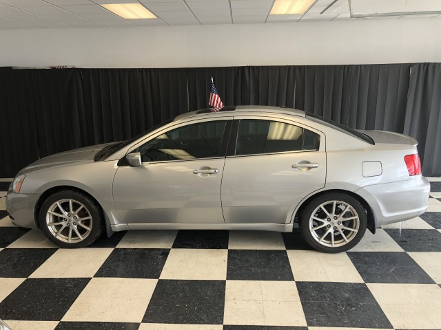 2012 MITSUBISHI GALANT ES for sale at Stewart Auto Group