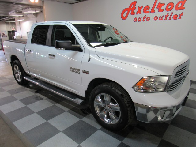 2015 RAM 1500 Big Horn Crew Cab SWB 4WD in Cleveland