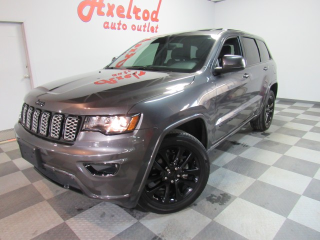 2017 Jeep Grand Cherokee Altitude Edition