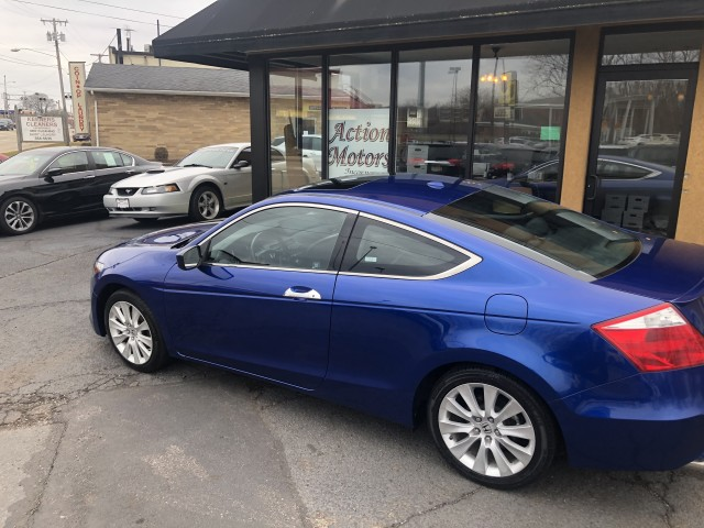 2008 HONDA ACCORD EXL for sale at Action Motors