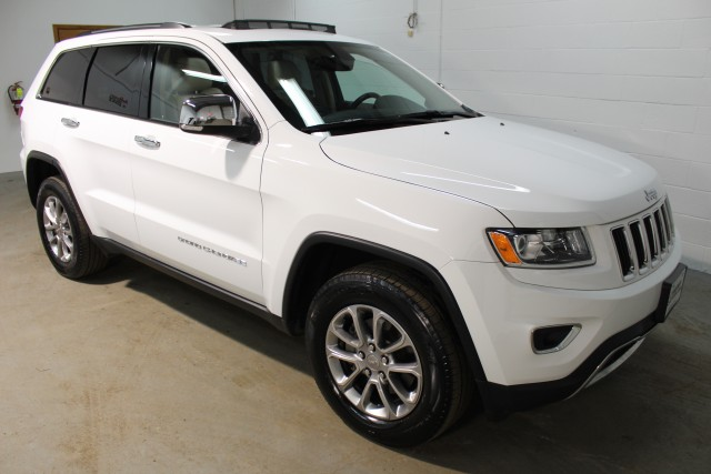 2015 JEEP GRAND CHEROKEE LIMITED for sale | Used Cars Twinsburg | Carena Motors