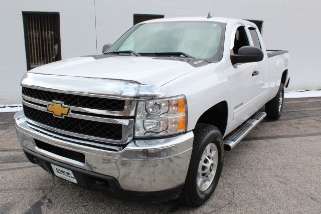 2012 CHEVROLET SILVERADO 2500  HEAVY DUTY LT for sale at Carena Motors