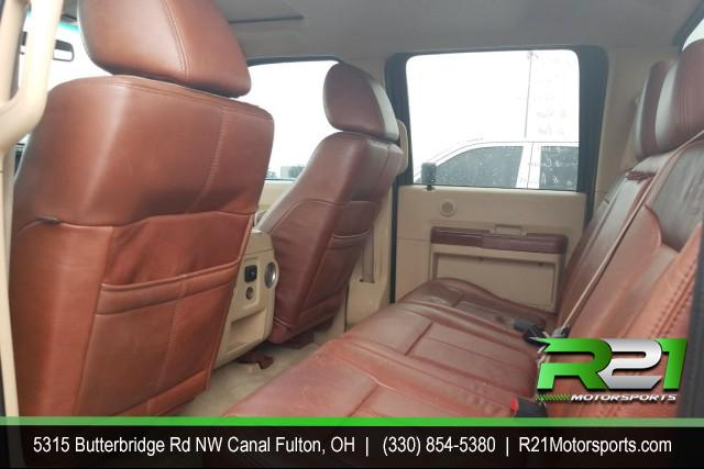 2011 Ford F-350 SD King Ranch Crew Cab 4WD for sale at R21 Motorsports