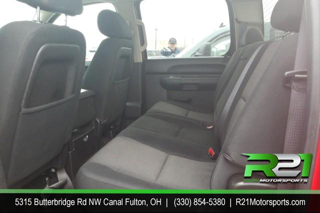 2014 GMC Sierra 2500HD SLE Crew Cab 4WD for sale at R21 Motorsports