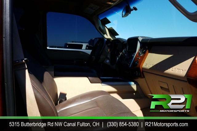 2015 Ford F-350 SD King Ranch Crew Cab 4WD for sale at R21 Motorsports