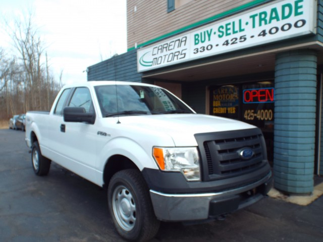 2011 FORD F150 SUPER CAB for sale in Twinsburg, Ohio