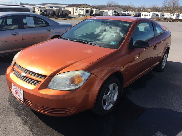 2007 Chevrolet Cobalt LS Coupe for sale at Mull's Auto Sales