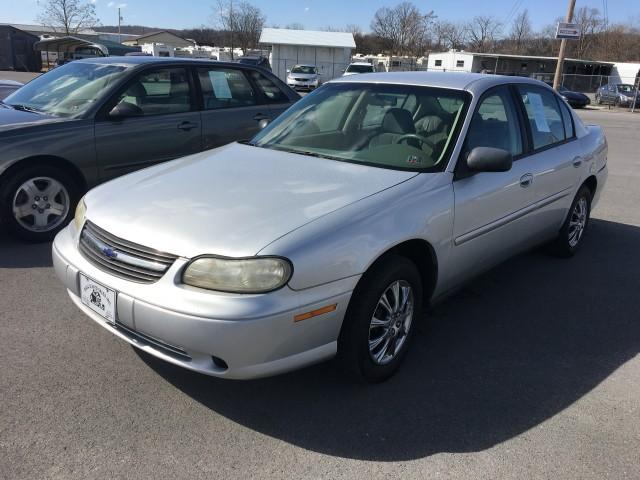 2003 Chevrolet Malibu Base for sale at Mull's Auto Sales