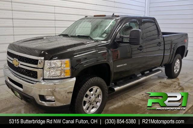 2011 Chevrolet Silverado 3500HD LT Crew Cab 4WD for sale at R21 Motorsports