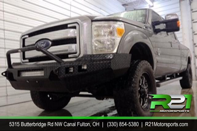 2014 Ford F-350 SD Lariat 4dr Crew Cab 4WD LB for sale at R21 Motorsports