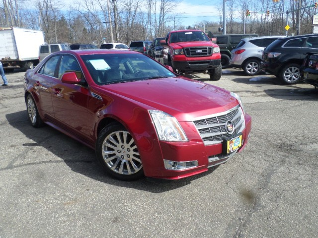 2010 CADILLAC CTS PREMIUM COLLECTION for sale at Action Motors