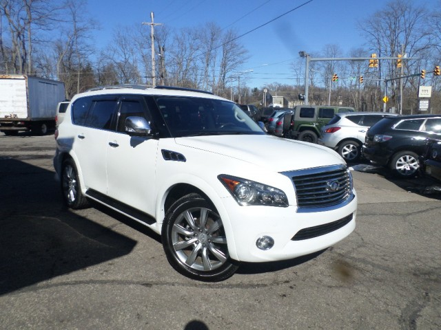 2011 INFINITI QX56  for sale at Action Motors