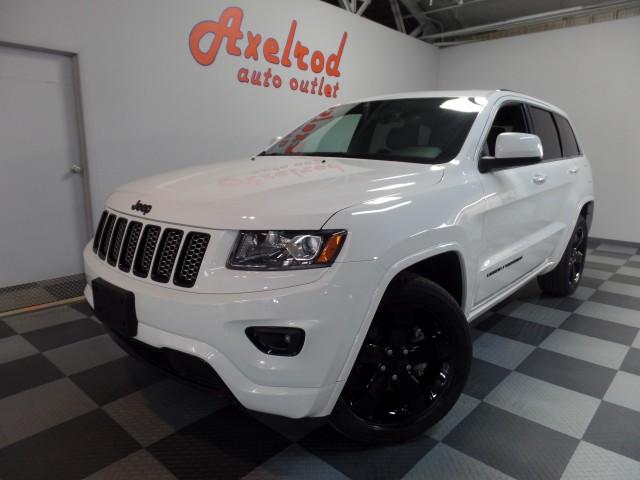 2015 Jeep Grand Cherokee Altitude Edition 4WD