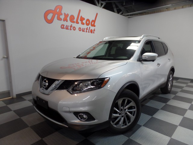 2015 Nissan Rogue SL AWD 4dr Crossover