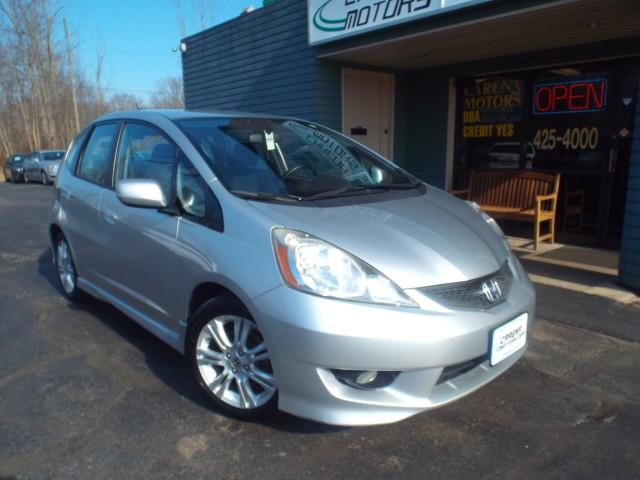 2011 HONDA FIT SPORT for sale in Twinsburg, Ohio