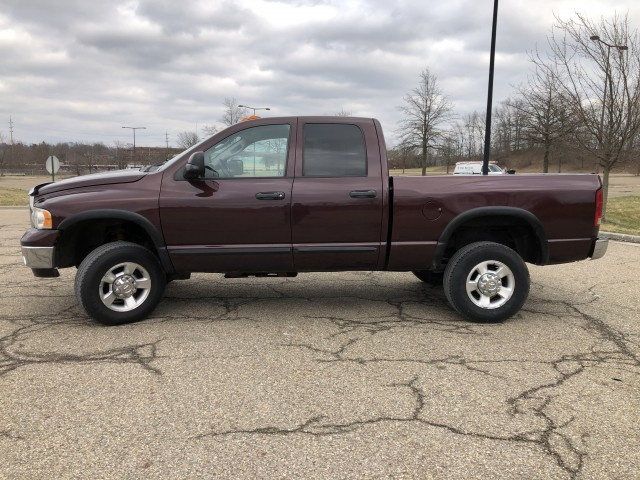2005 Dodge Ram 3500 5.9L Turbo Diesel  ST Quad Cab Long Bed 4WD for sale at Summit Auto Sales