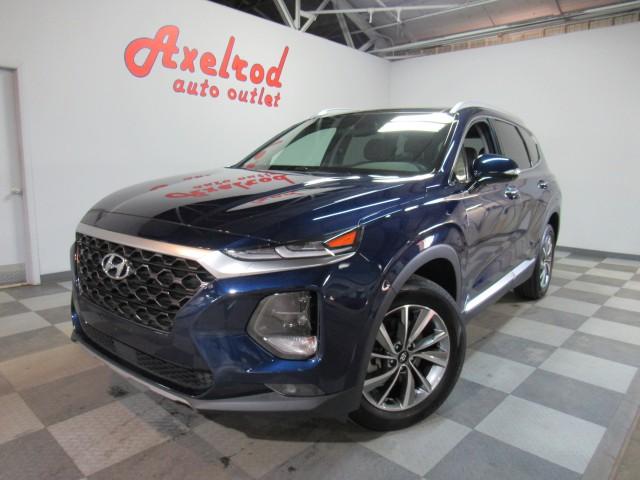 2019 Hyundai Santa Fe Limited 2.4 AWD