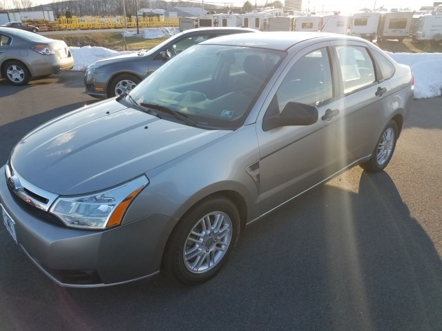 2008 Ford Focus SES Sedan for sale at Mull's Auto Sales