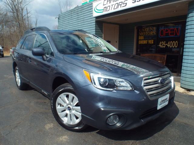 2016-SUBARU-OUTBACK-2.5I PREMIUM-FOR-SALE-Twinsburg-Ohio for sale at Carena Motors