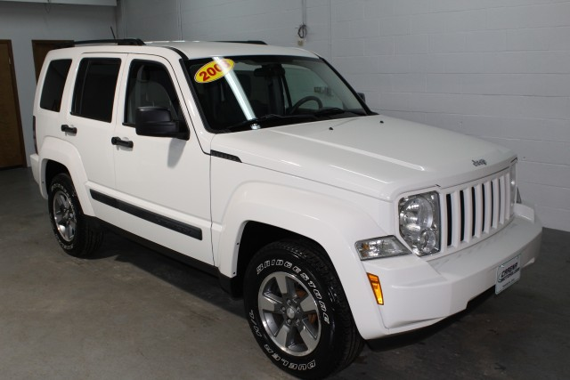 2008 JEEP LIBERTY SPORT for sale | Used Cars Twinsburg | Carena Motors