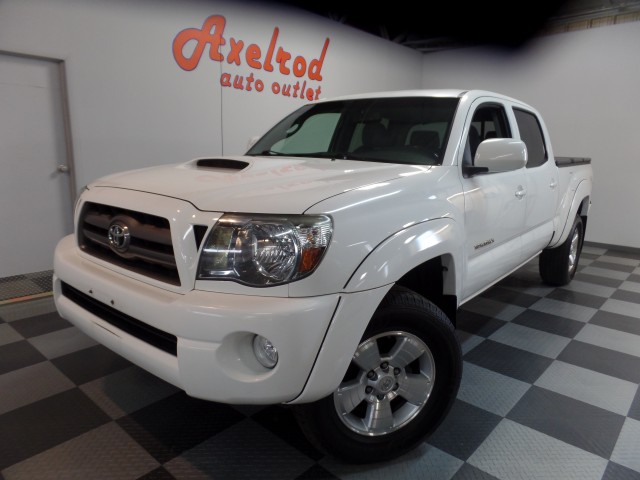 2010 Toyota Tacoma Double Cab Long Bed TRD Sport  V6 Auto 4WD