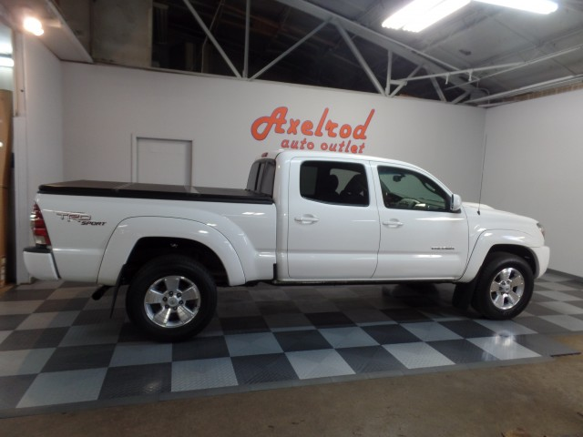 2010 Toyota Tacoma Double Cab Long Bed Trd Sport V6 Auto 4wd In Cleveland