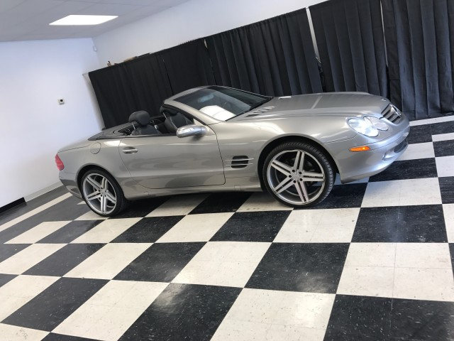 2004 MERCEDES-BENZ SL 500 for sale at Stewart Auto Group