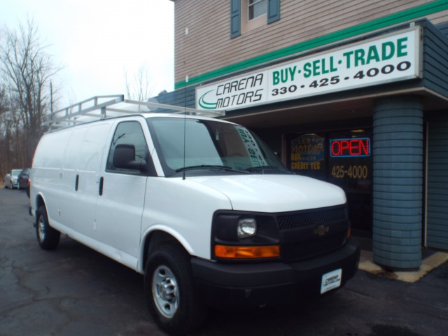 2013-CHEVROLET-EXPRESS G3500--FOR-SALE-Twinsburg-Ohio for sale at Carena Motors