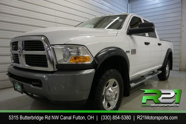 2011 RAM 1500 LARAMIE CREW CAB 4WD--INTERNET SALE PRICE ENDS SATURDAY JUNE 27TH!! for sale at R21 Motorsports