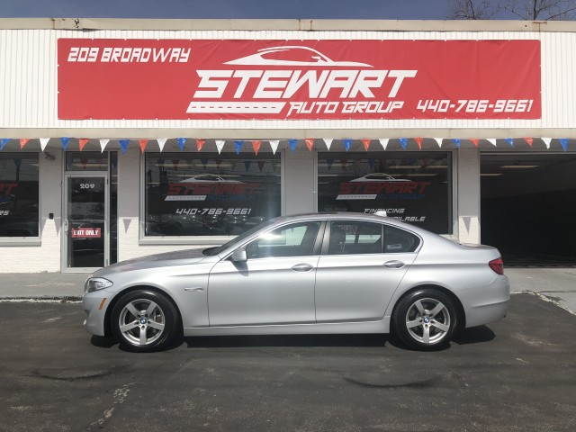2011 BMW 5-Series  for sale at Stewart Auto Group