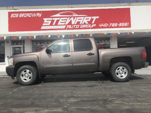 2007 CHEVROLET SILVERADO 1500  CREW CAB for sale at Stewart Auto Group