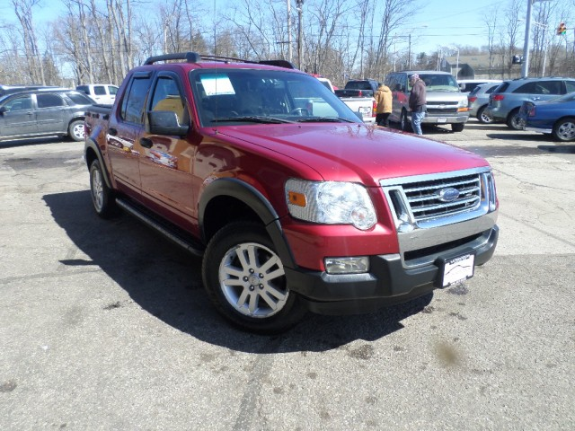 2008 FORD EXPLORER SPORT XLT for sale at Action Motors
