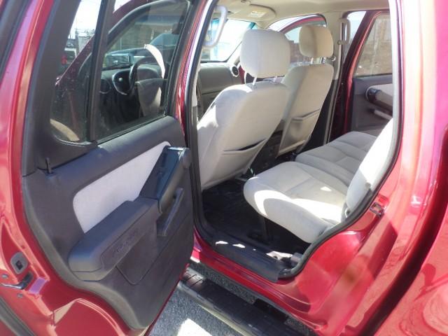 2008 FORD EXPLORER SPORT XLT for sale at Action Motors