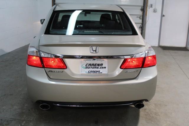 2015 HONDA ACCORD SPORT for sale at Carena Motors