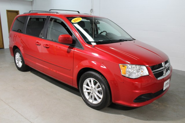 2013 DODGE GRAND CARAVAN SXT for sale | Used Cars Twinsburg | Carena Motors