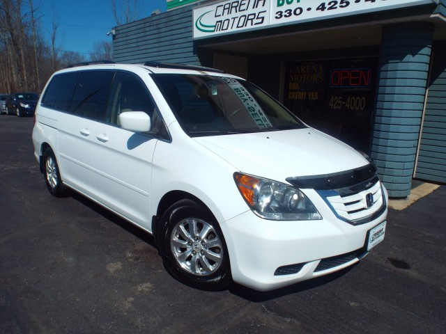 2008 HONDA ODYSSEY EXL for sale in Twinsburg, Ohio