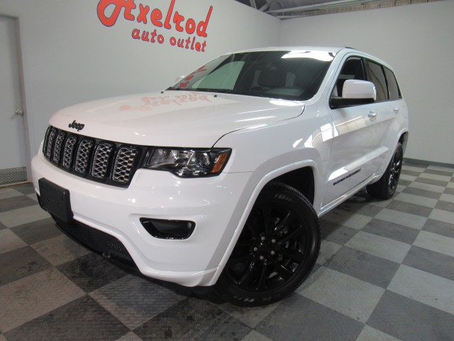 2018 Jeep Grand Cherokee Altitude Edition 4WD