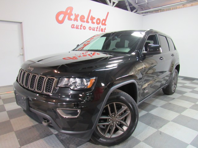2016 Jeep Grand Cherokee 75th Anniversary Edition Laredo 4WD