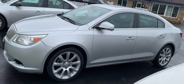 2012 Buick LaCrosse Touring for sale at Spartan Autos